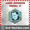 Hank 2017 Badge