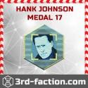 Hank 2017 Badge