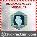 KodamaSmiles 2017 Badge