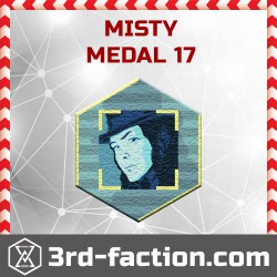 Ingress Misty Hannah 2017 Badge