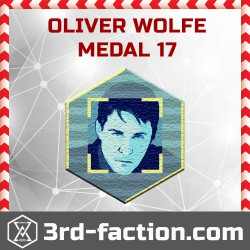 Ingress Oliver 2017 Badge