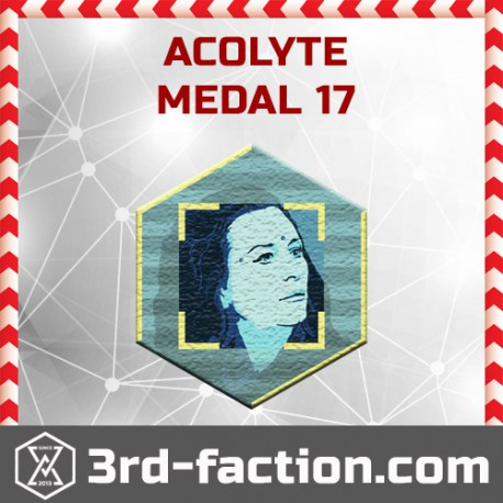 Ingress Acolyte 2017 Badge