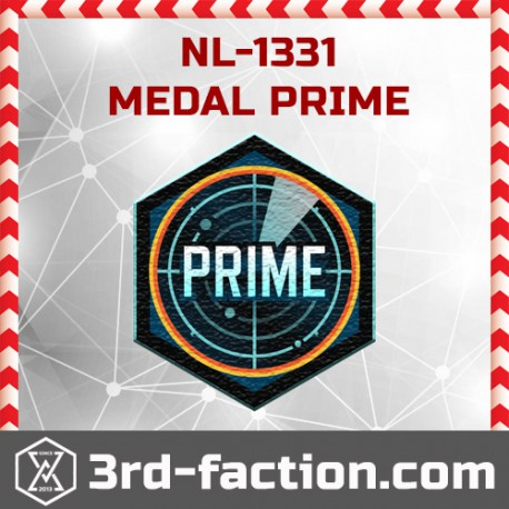 Ingress NL Prime Badge