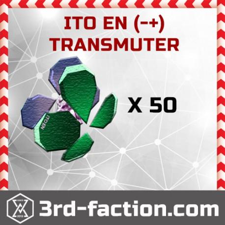 ITO EN Transmuter (+-) x50
