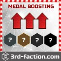 Ingress Medal Boosting