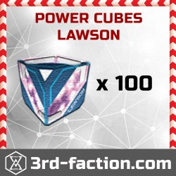Lawson VeryRare Power Cube x100