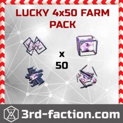 Lucky 4x50 Farm Pack