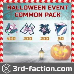Halloween Event Common Pack