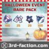 Halloween Event Rare Pack