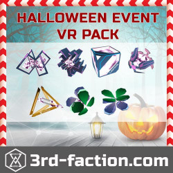 Halloween Event VR Pack