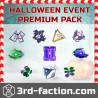 Halloween Event Premium Pack