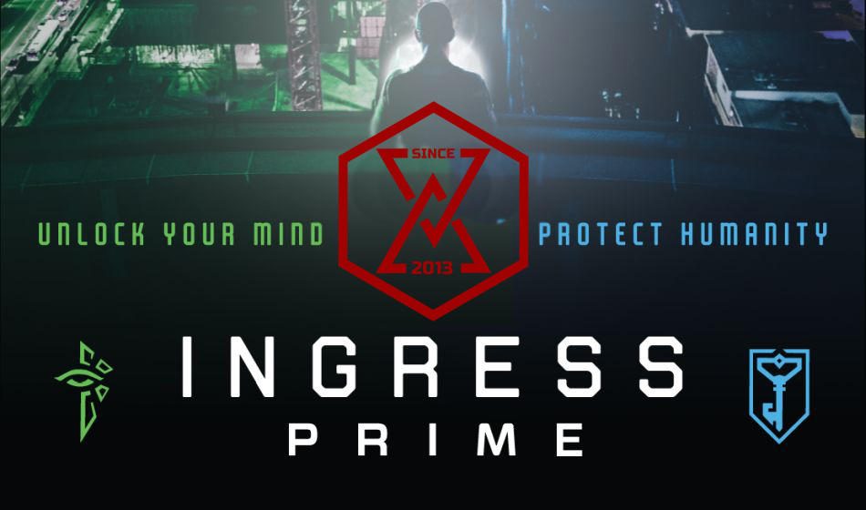 Ingress Prime Future