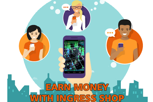 ingress referral program