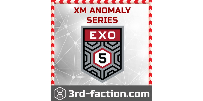 New Ingress Anomaly Series Announced: EXO5!