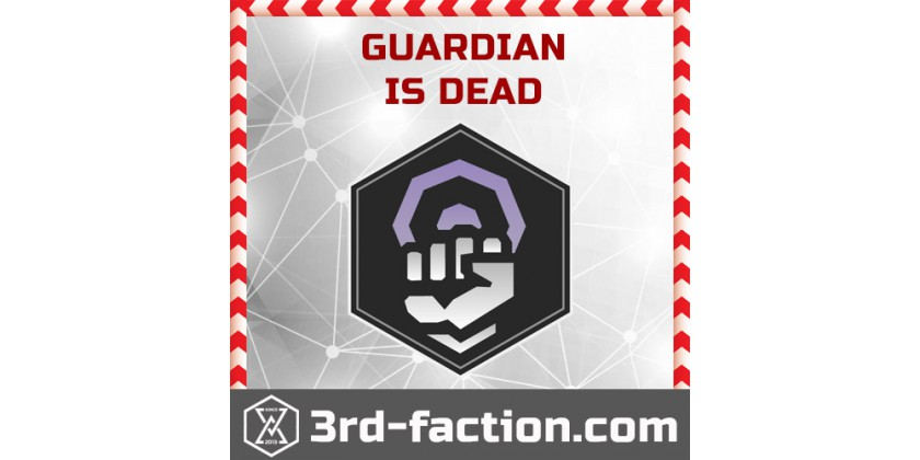 Guardian Medal is Dead and Retired now. What next?