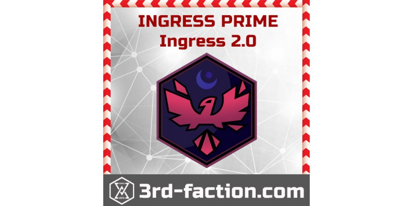 Ingress Prime News - spoof software for Ingress 2.0