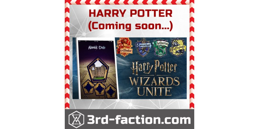 Harry Potter: Wizards Unite coming soon 2019. Last News