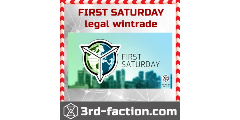 Ingress First Saturday Events in 2019 year - What to buy?