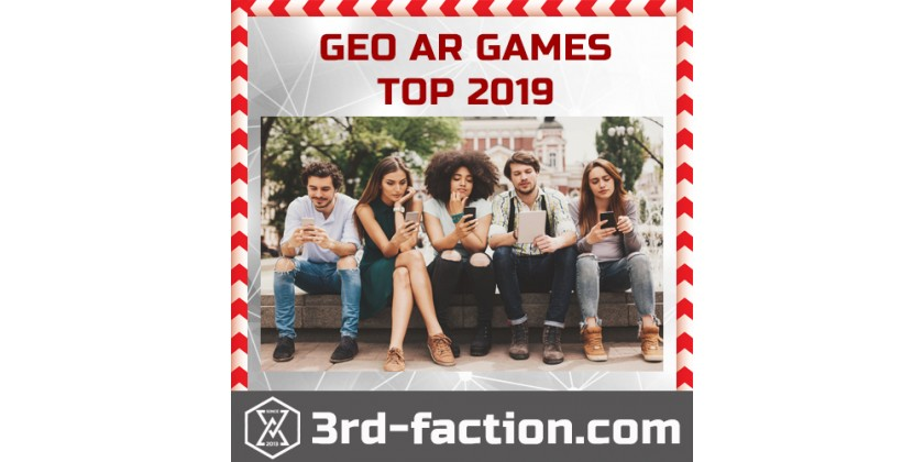 Best Augmented Reality Mobile Games. What to play in 2019?