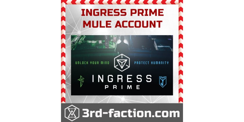 How to add Transfer (mule) account to Ingress Prime?
