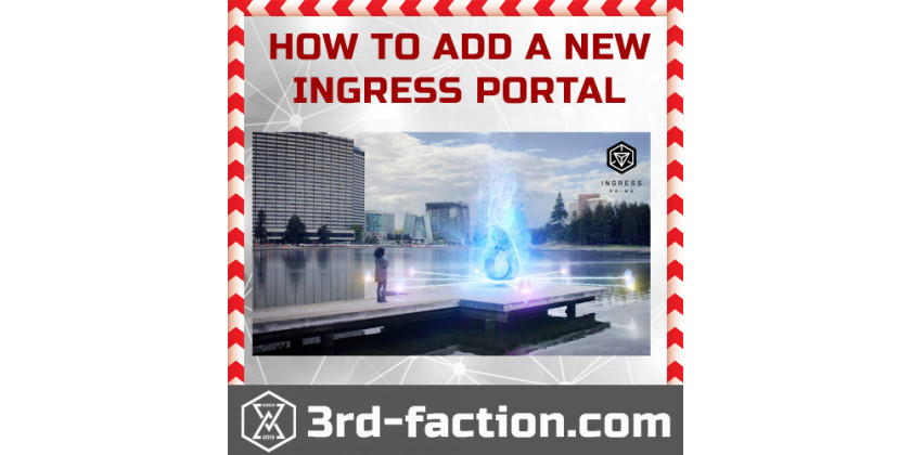 How to create new Portal in Ingress Prime