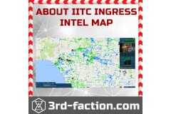 What is IITC Ingress Intel Map and how to use?