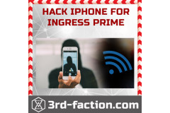 How you can hack iPhone for Ingress Prime?
