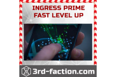Ingress account fast level up (history notes)